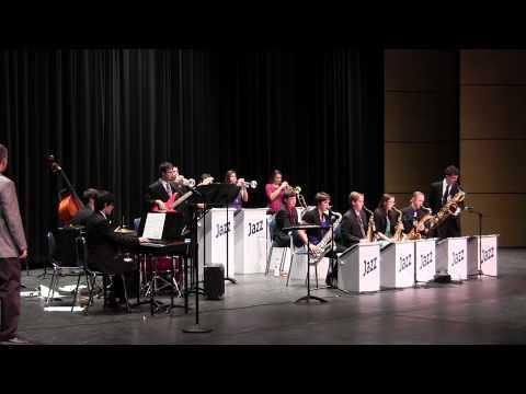 Bel Air High School Jazz Band Winter 2012 - Crunchy Frog