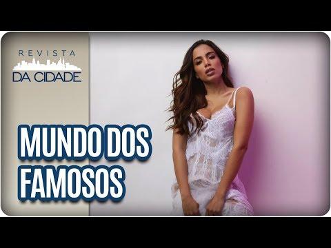 Anitta, Marília Mendonça E Nego Do Borel - Revista Da Cidade  (10/01/2018)