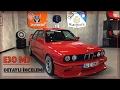 BMW E30 M3 Detayl? ?nceleme  (W/Subtitles)