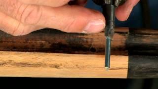 Gunsmithing - How to Install Sling Swivel Studs in a Riflestock