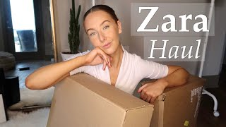 TRY-ON ZARA HAUL 2019 | CLOTHING, SHOES & ACCESSORIES