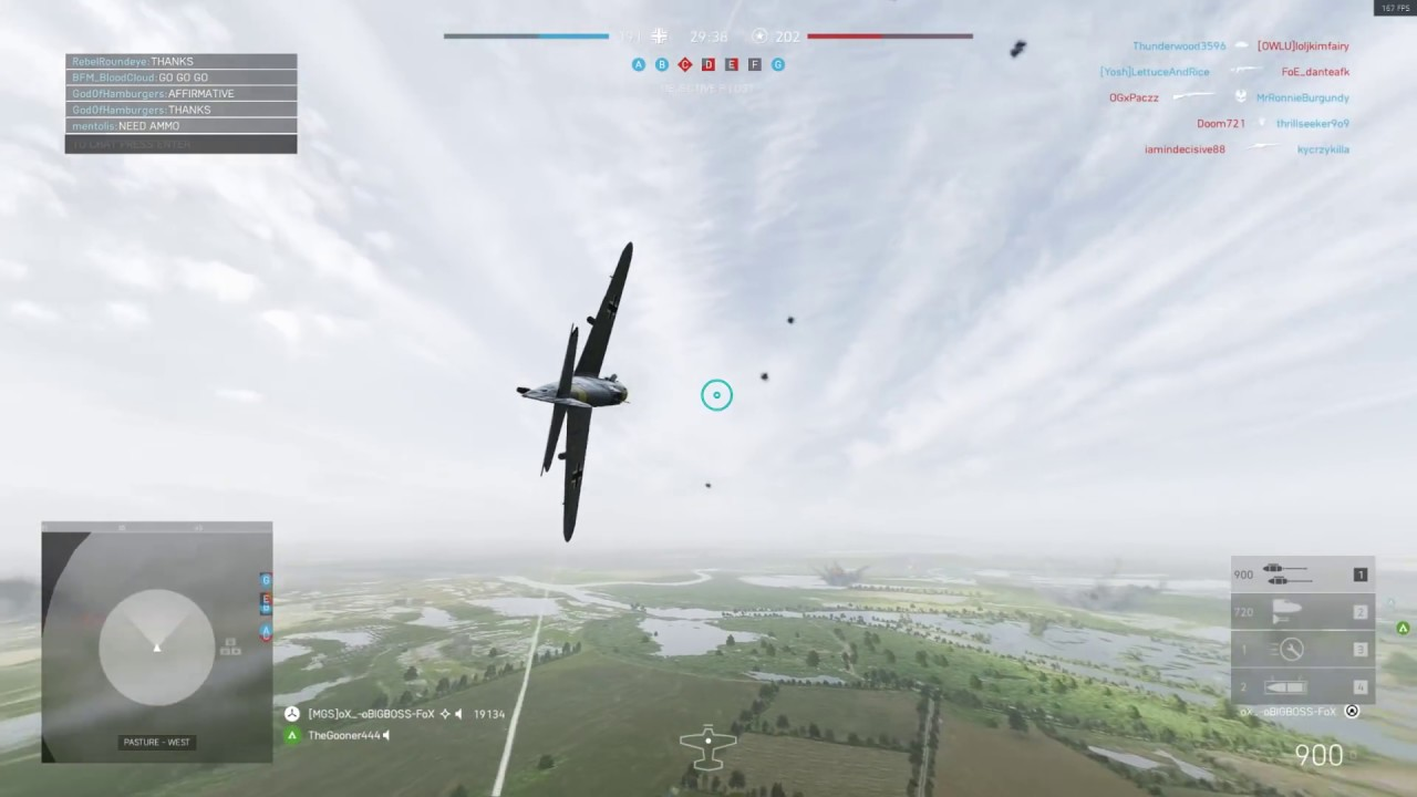 dce76c8abf3 41-0 BF 109 G-2 on Twisted Steel Battlefield V Fighter Plane Gameplay