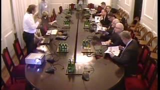 Posiedzenie Parlamentarnego Zespołu na rzecz budowy S6 - 23.10.2013