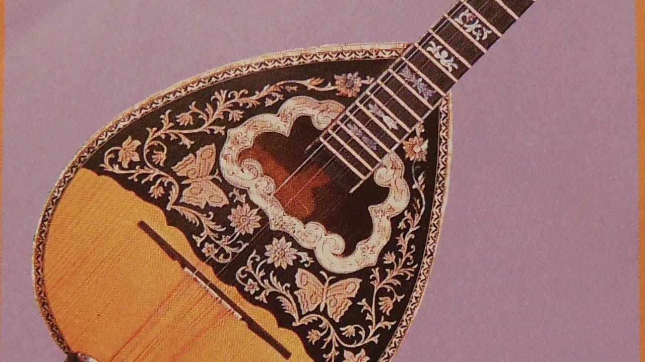 Greek Music Bouzouki Instrumental