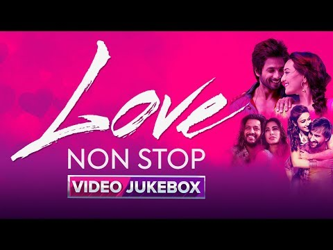 Love Non-Stop Video Jukebox   Bollywood Songs   Back To Back