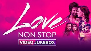 Love Non-Stop Video Jukebox | Bollywood Songs | Back To Back