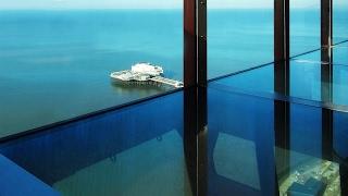 Blackpool Tower Eye (Glass Floor Walk, Lift and Ballroom)