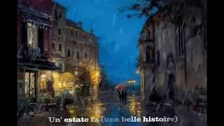Unestate fa une belle histoire  Dalida