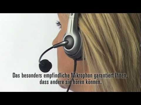 Headset (Geemarc CLA3)