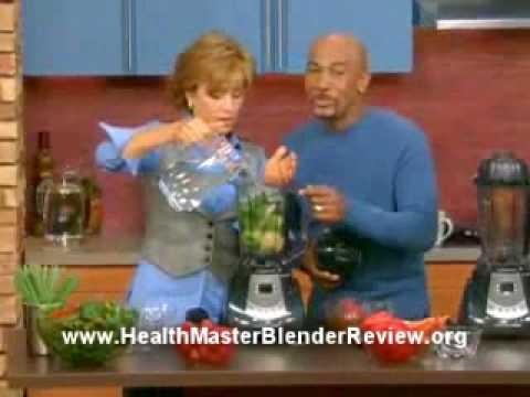 Healthmaster Blender Commercial