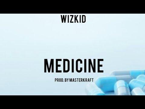 Wizkid - Medicine (Instrumental) Remake By Sylaz