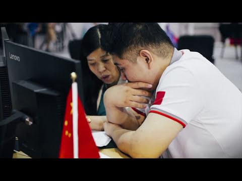 Estand SENA en WorldSkills Abu Dhabi 2017