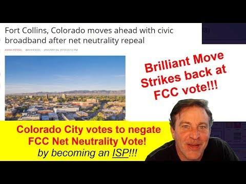 Colorado City takes on FCC by becoming their own ISP