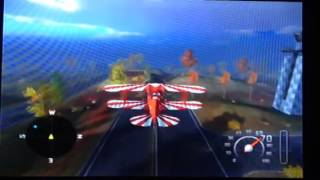 MX vs. ATV Unleashed ps2 gameplay glitch