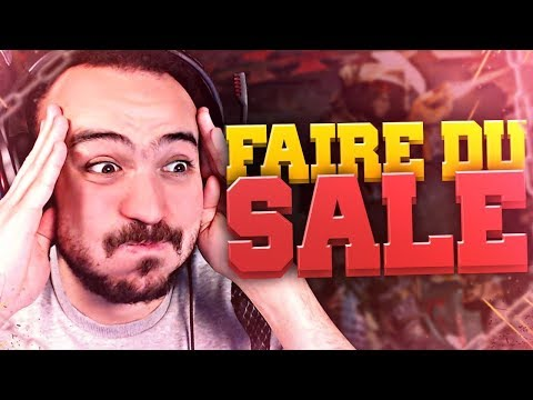 COMMENT FAIRE DU SALE !