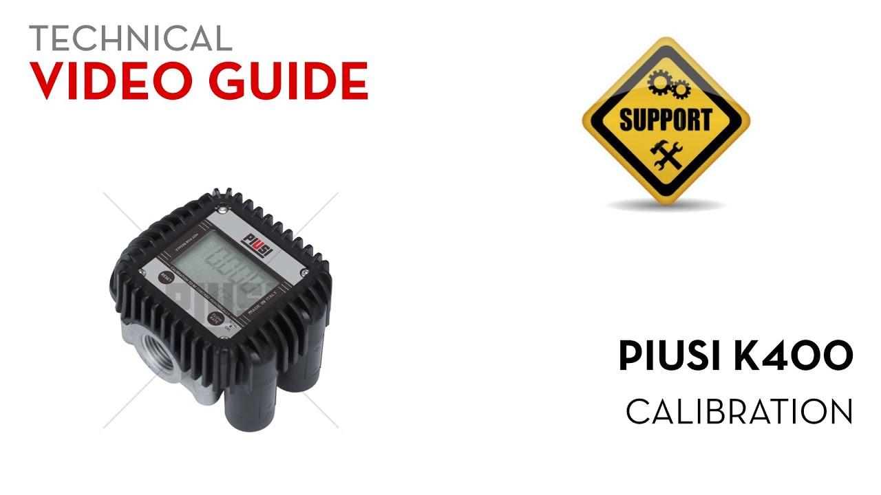 K400 digital meter manual