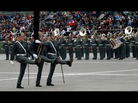 Radetzky Marsch Military Parade 2016 HD 720p  (The Old Prussian Tradition)