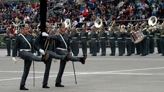 Radetzky Marsch Military Parade 2016 HD 720p (The Old Prussi...