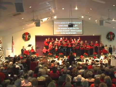 """""""There Is Peace in the World Tonight"""" Cantata - Vader/Rouse, Dec. 2007, MUMC"""