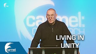 Living In Unity | Michael Fletcher