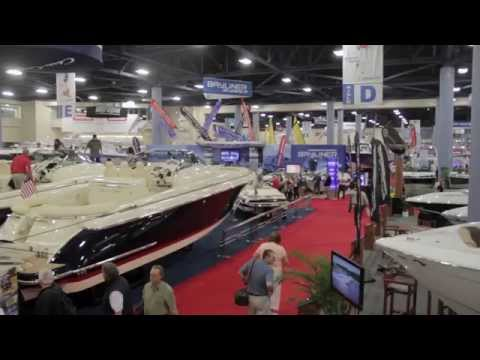 Boating enthusiasts flock to the Miami International Boat Show