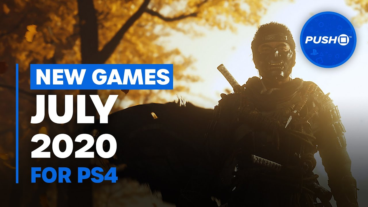 NEW PS4 GAMES: July 2020's Best New Releases | PlayStation 4