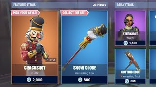 *OG* CRACKSHOT HAS RETURNED! (Fortnite Item Shop 19th December)