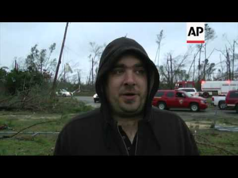 Alabama tornado kills at least 23, workers searching for missing people