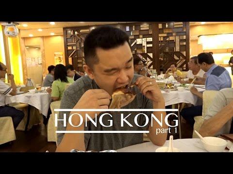 Travel Vlog: Hong Kong   Part 1