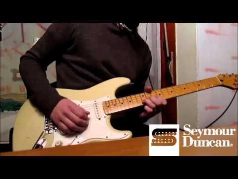 Seymour Duncan Little 59 Sample