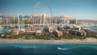 Dubai Eye Bluewaters Island