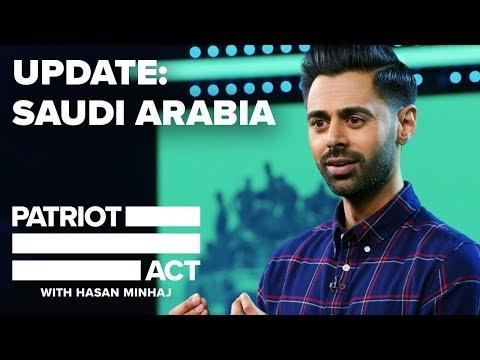 Update: Saudi Arabia