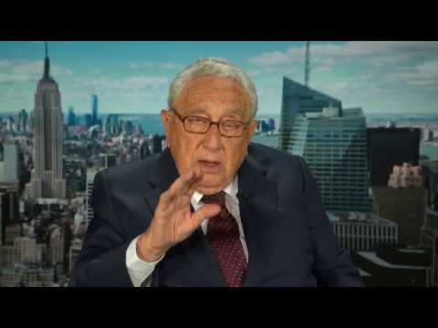 Davos 2017 - A Conversation with Henry Kissinger on the World in 2017