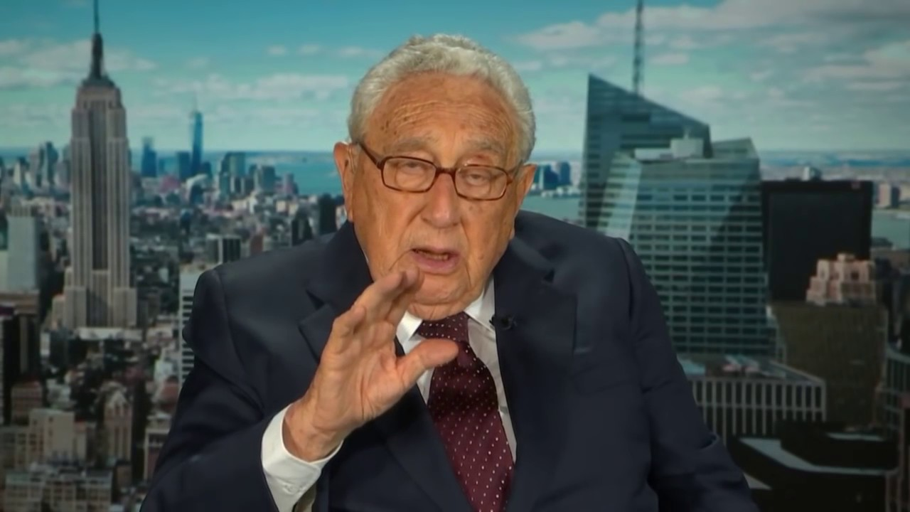 Davos 2017 - A Conversation with Henry Kissinger on the World in ...