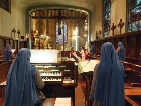 Monastic Life in the Middle of Brooklyn