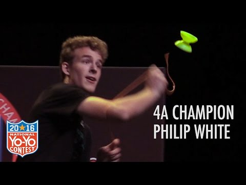 Philip White - 4A Final - 1st Place - 2016 US Nationals - Presented by Yoyo Contest Central