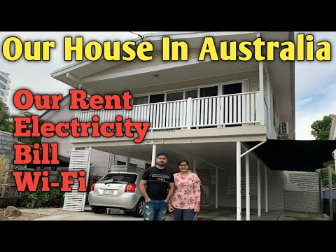 Our House In Australia | Monthly Rent | Electricity bills | Monthly Expenses