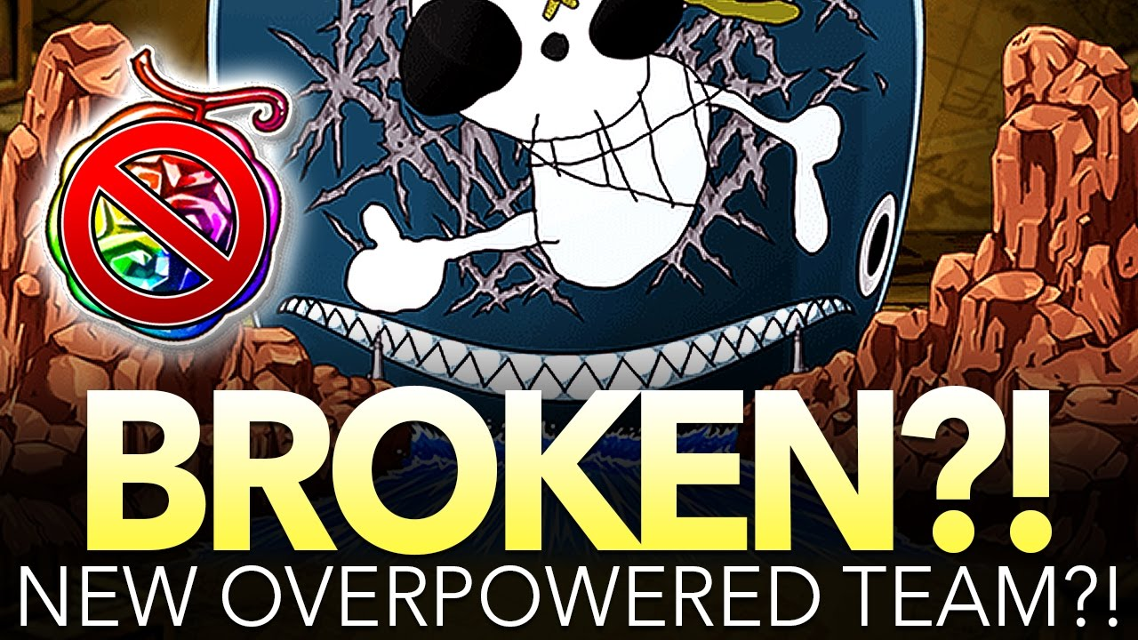exclusive deals outlet on sale look out for MOST BROKEN TEAM IN OPTC!! (One Piece Treasure Cruise - Global)