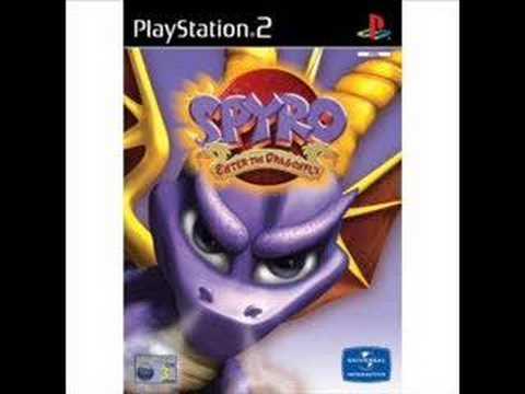 Spyro 4 - Cloud 9