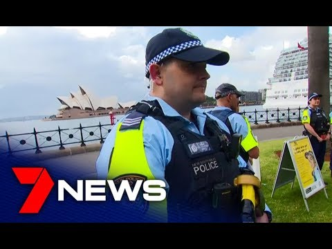 New South Wales Police Adopt UK Cops' Tactics To Fight Crime | 7NEWS