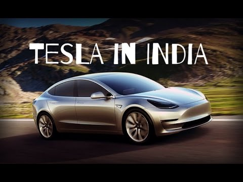 Tesla cars in India | Future of electric cars in India