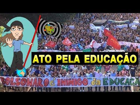 """Manifestação dos """"IDIOTAS ÚTEIS MASSA DE MANOBRA"""" eu estava lá!"""