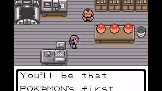 Pokemon Crystal - Emu Edition - Pokemon Crystal - Emu Edition (GBC / Game Boy Color) Episode 1 - User video