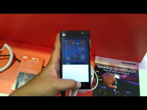 Hands on Xiaomi MI3 (Indonesia)
