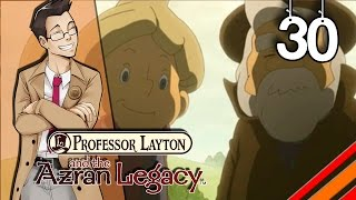 "Professor Layton and the Azran Legacy | ""Family"" 