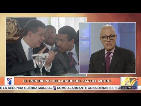 El emporio no declarado del azar del Metro de Santo Domingo - El Despertador 08/05/2017