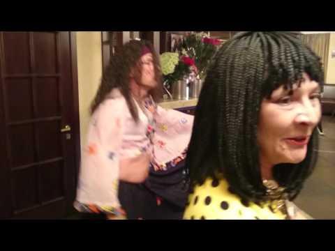 видео: Ежедневно меняется мода ! Для Надежды , поздравляют а ля цыгане