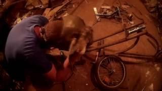 Самодельный велосипед часть 2(Видео 2014 года. Основной канал : https://www.youtube.com/channel/UC9IFdqABtfSsCMhEWiIh7YA., 2016-06-11T09:34:10.000Z)