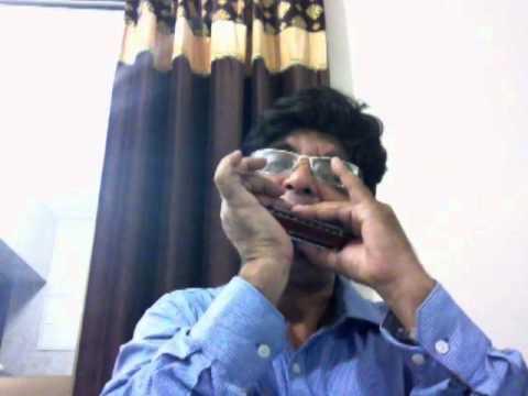 RUK JA O JANE WALI RUK JA HARMONICA BY Rajeev Srivastava