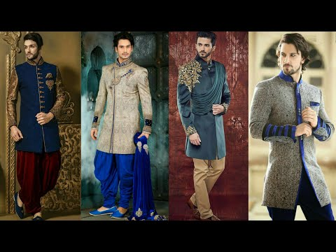 Indian Ethnic Wear For Men 2017 | Sherwani For Men | Wedding Dress | Party Wear Collection